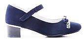 Туфли школьные для девочек ULET