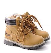 Ботинки дошкольные для мальчиков ЛЕВА СОЛНЕЧНЫЙ